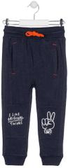 Losan chlapecké fleecové kalhoty