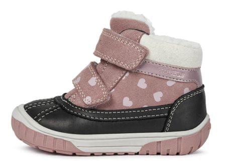 Geox gležnjače za djevojčice Sentiero Omar B042LA 02285 C8025, 22, roza