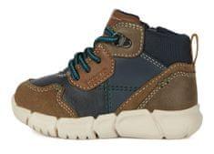 Geox chlapčenská členková obuv Flexyper B042TA 022BC C0947