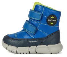 Geox chlapecká kotníčková obuv Flexyper B043PC 0LUBU C4227