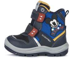 Geox chlapčenská členková obuv Flanfil B043VC 054FU C4226