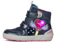Geox dievčenská členková obuv Sleigh J049SC 0NFFU C4268
