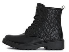 Geox dívčí kotníčková obuv Casey J0420B 0MMBC C9999