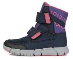 Geox Flexyper zimske čizme za djevojke J94APA 0FU54 C4267
