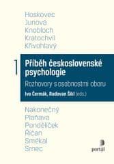 Čermák Ivo: Příběh československé psychologie I.