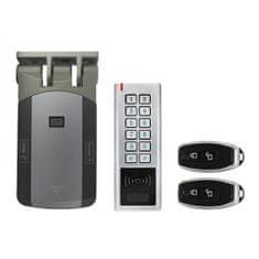 ACS Zoneway Chytrý set Zoneway D3 - čtečka, klávesnice, zámek, dálkové ovládání, Wifi