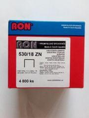 Ron Sponky 530/18 Zn M balenie 4.800ks