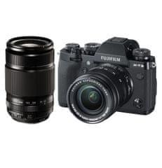 FujiFilm X-T3 + XF 18-55 + XF 55-200