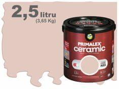 Primalex Ceramic (orientální topaz) 2,5 litru