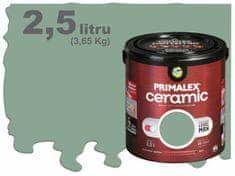 Primalex Ceramic (uralský malachit) 2,5 litru