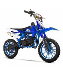 Sunway Motocykl Minicross XTR 702 49cc 2t E-start Zelená