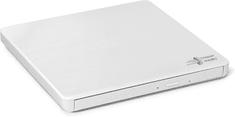 Hitachi GP60NW60 externí, M-Disc, USB, biela
