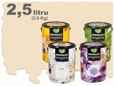 Primalex Inspiro (jemná vanilka) 2,5 litru