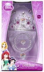 ADC Blackfire Disney Princezné - Set s korunkou a šperky