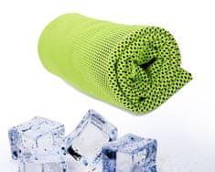 Chladící ručník - Zelený