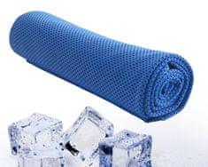 Chladící ručník - Modrý