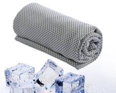 Chladící ručník - Šedý