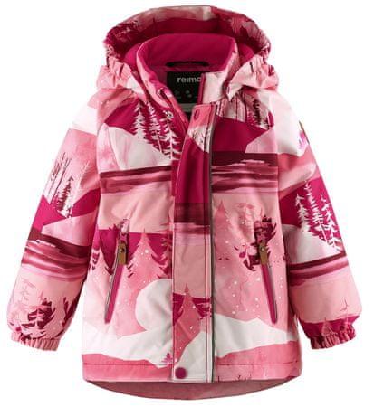 Reima Ruis dekliška bunda, 86, roza