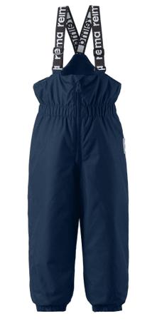 Reima chłopięce spodnie zimowe Matias 86 ciemnoniebieskie