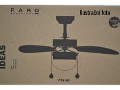 FARO 33183 PALAO, stropný ventilátor