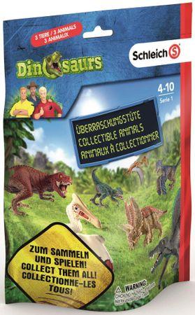 Schleich Vrećica iznenađenja - mini dinosauri L, serija 1
