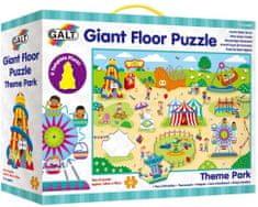 GALT Veľké podlahové puzzle - Zábavný park