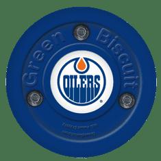 Green Biscuit Puk Green Biscuit NHL Edmonton Oilers, Edmonton Oilers
