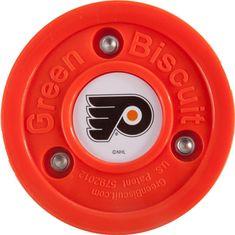 Green Biscuit Puk Green Biscuit NHL Philadelphia Flyers, Philadelphia Flyers