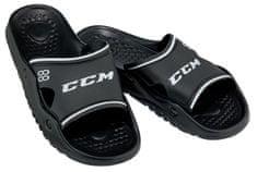 CCM Pantofle CCM Shower Sandal Black, 36