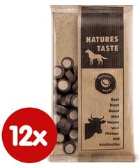 Tommi dopunska hrana za psa Natures Taste Coconut Snack kokos, goveđe meso, 12x100 g