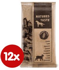 Tommi komplementarna hrana za pse Natures Taste GF, janjetina, 12x100 g