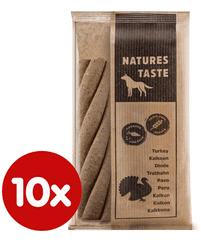 Tommi dopunska hrana za psa Natures Taste GF pureća spirala 10x180 g