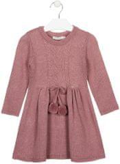 Losan dívčí pletené šaty