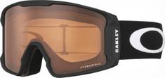 Oakley Line Miner XL čierna matná, oranžový zorník