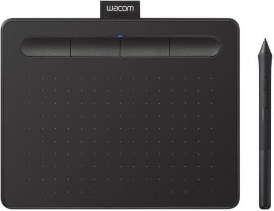 Wacom Intuos M Bluetooth, černá (CTL-6100WLK)