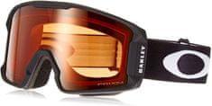 Oakley Line Miner XM čierne matné, oranžový zorník