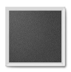 Mivvy Mivvy LED vstavané nástenné svietidlo SOLO BLACK C 80x80x25mm 1-3W / 3000K SOLC3W3KB
