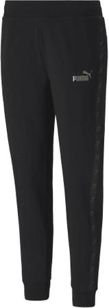 Puma damskie spodnie dresowe Amplified L Czarne