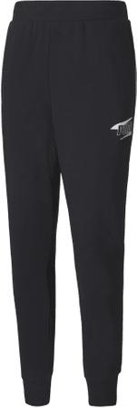 Puma Męskie spodnie dresowe Rebel Pants Bold S Czarne