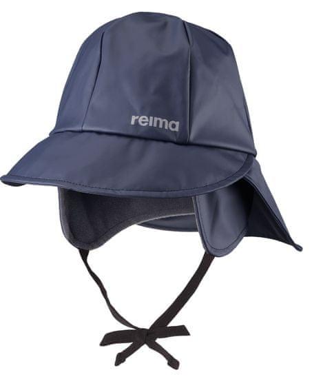 Reima dětský klobouk Rainy 48 tmavě modrá