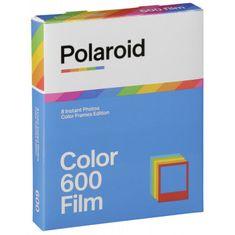 POLAROID Color Frames 600 film, u boji, jednostruko pakiranje