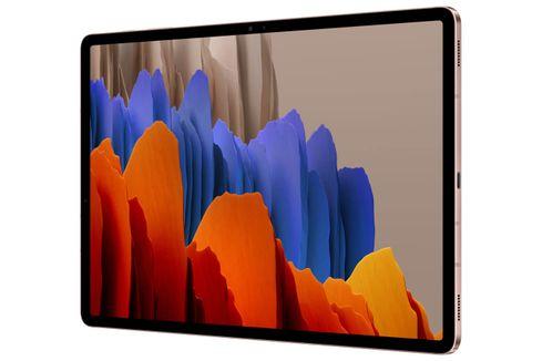 Samsung Galaxy Tab S7+, lehký, tenký, hliníkový, designový