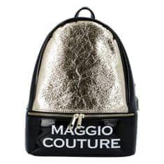 Maggio Městský dámský batoh Maggio Couture, zlatý