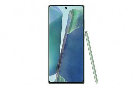 Samsung Galaxy Note20 pametni telefon, 8GB/256GB, LTE, mistično zelen