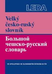LEDA Velký česko-ruský slovník - M. Sádlíková