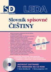LEDA Slovník spisovné češtiny - elektronická verze pro PC