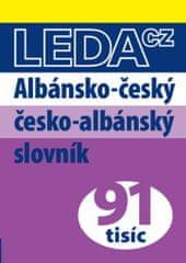 LEDA Albánsko-český a česko-albánský slovník - H. Tomková, V. Monari