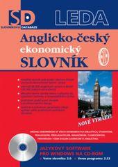 LEDA Anglicko-český ekonomický slovník - elektronická verze pro PC - J. Elman