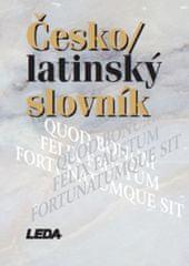 LEDA Česko-latinský slovník - P. Kucharský, Z. Quitt