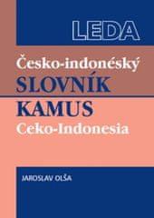 LEDA Česko-indonéský slovník - J. Olša